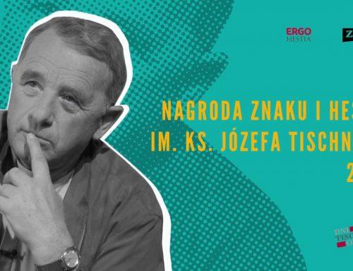 Laureat Nagrody Tischnera – prof. Ireneusz Ziemiński