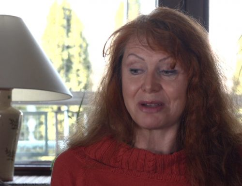Laureatka Nagrody Tischnera – Ewa Siedlecka