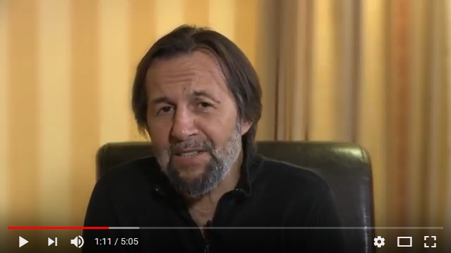 Laureat Nagrody im. ks. Józefa Tischnera Krzysztof Czyżewski